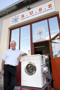 Sepp-Waschmaschine